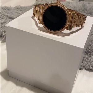 Brand new Michael Kors smart watch